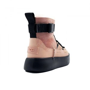 Купить Женские UGG Boom Buckle Boot - Pink Crystal фото 1