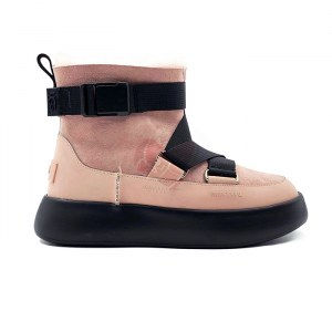 Купить Женские UGG Boom Buckle Boot - Pink Crystal фото 2