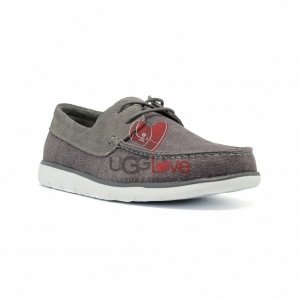 Купить UGG Catton Canvas Grey R фото 1
