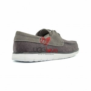 Купить UGG Catton Canvas Grey R фото 2