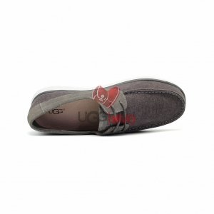 Купить UGG Catton Canvas Grey R фото 3