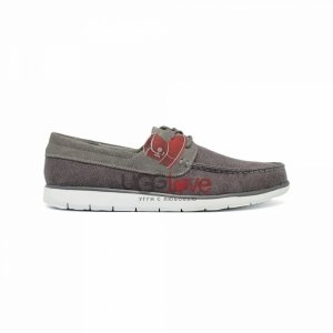 Купить UGG Catton Canvas Grey R фото