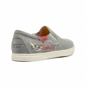 Купить UGG Fierce Rustic Weave-Grey Suede фото 2