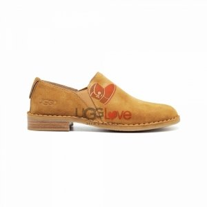 Купить UGG Loafers Chestnut фото