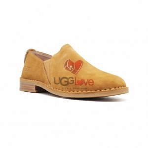 Купить UGG Loafers Chestnut фото 1
