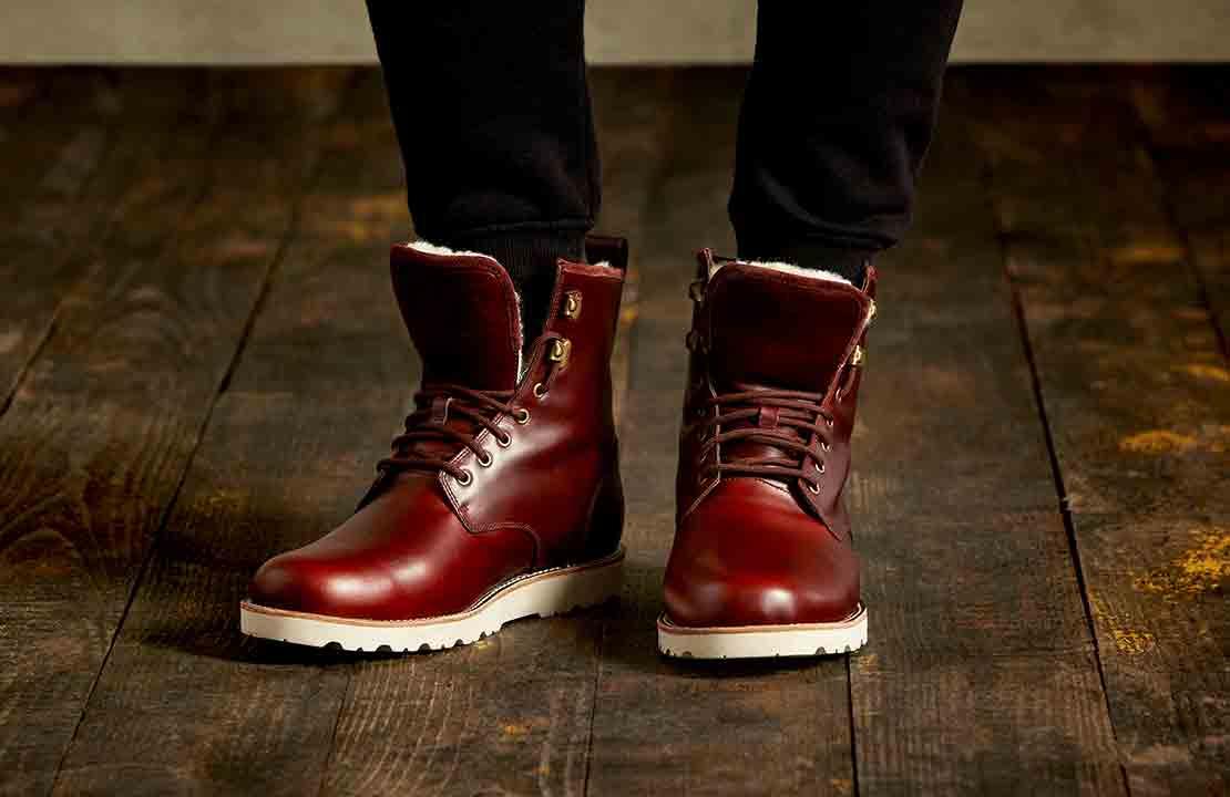 Ботинки мужские UGG