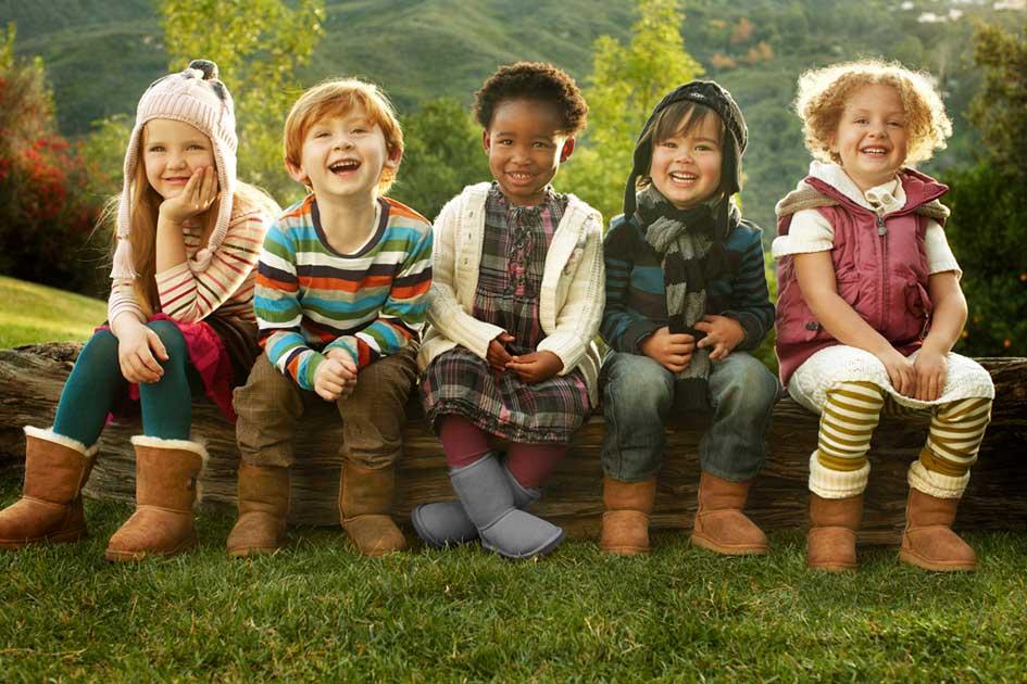 Детские угги высокого качества  – лучший выбор современной мамы