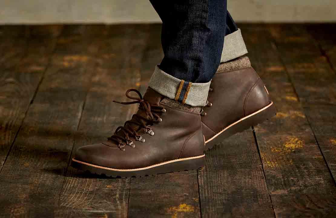 Купить мужские ботинки угги