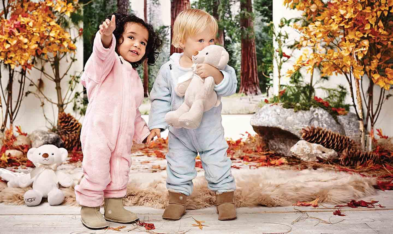 угги для малышей до года