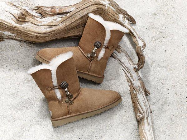 Угги для зимы. Купить современную, самую модную обувь